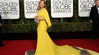 Golden Globe Awards 2016: Red Carpet Review