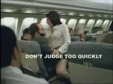 berbuat mesum di pesawat