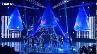 The X Factor Australia 2012 TOP 3: I Can Only Imagine -  GRAND FINAL Live Decider