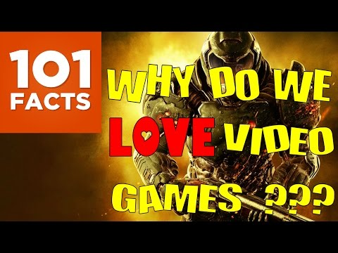 Why Do People Love Video Games?