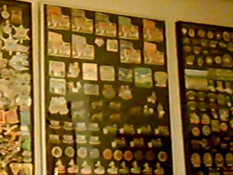 Ice Cream Guy Jim's Little League Pin Collection (Part 1)