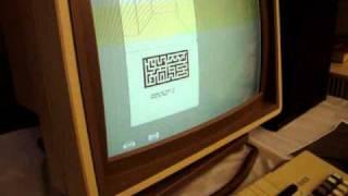DigiBarn TV: Maze War @30 (2004) Don Woodward on Xerox 6085 Maze