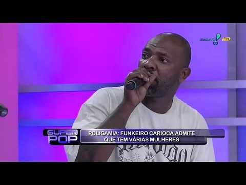 Rede TV SuperPop O polêmico Mr Catra admite ter várias mulheres 3