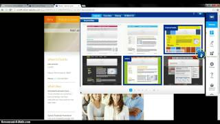 1&1 MyWebsite Basic Tutorial #1 - Introduction to the Control Panel