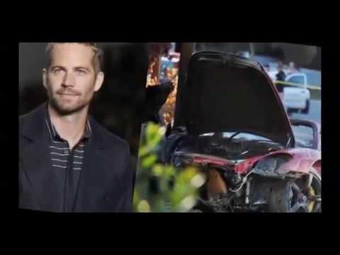 PAUL WALKER SHOCKING PHOTOS Fotos impactantes de Paul Walker después del accidente