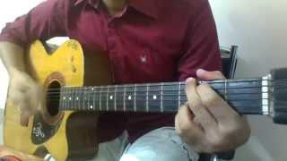 Paper Rhyme - Ondhokar Ghore guitar lesson