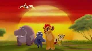 The Lion Guard : Return of the Roar - Teaser  HD 2015 Disney Channel