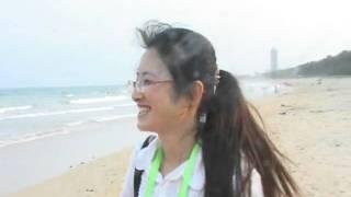 summer in chaina beach