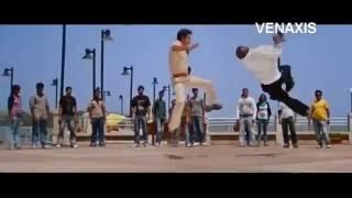 Best & funnier bitch slap in cinematic history. Indian movie fighting scene