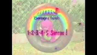 Opening to Barney & Friends The Complete First Season (Tape 3, Episode 3)