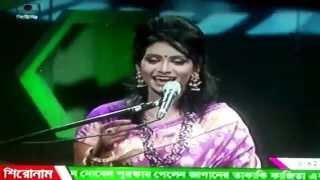 Valobashi bola cover song by Noshin adiba....