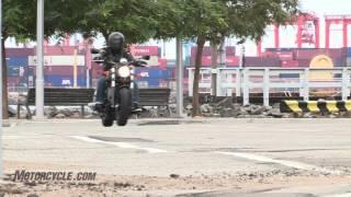 Big Gun Blow Out: Harley Davidson FXSB Breakout vs. Victory Gunner