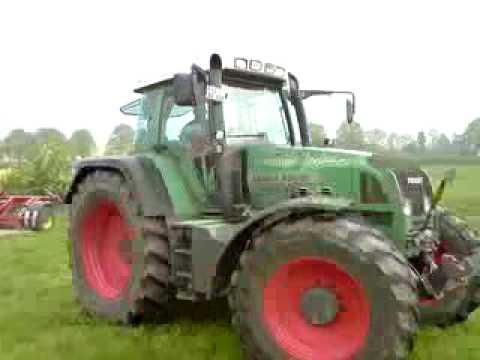 SŁAWNO FEND GRUBY BOCKHOP TRUSKAWKI traktor