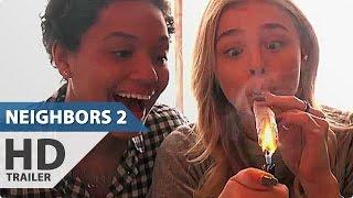 Neighbors 2: Sorority Rising ALL Trailer & Clips (2016) Selena Gomez, Chloe-Grace Moretz Movie HD