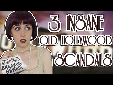 Xxx Mp4 3 INSANE OLD HOLLYWOOD SCANDALS 3gp Sex