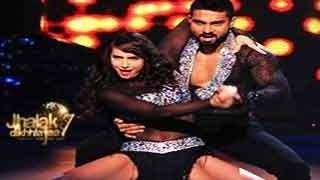 Jhalak Dikhhla Jaa Season 7 PROMO -- Lauren, Salman Yusuf Khan CHALLENGE 14th June 2014 Episode 2
