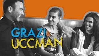 Eu Nunca com Grazi Massafera e Rafael Uccman | #HotelMazzafera