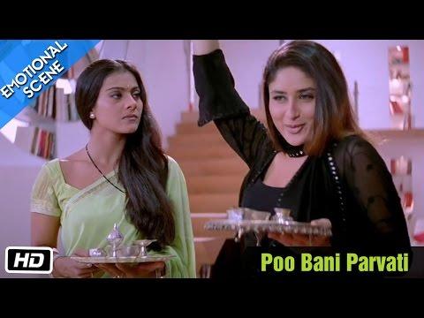Xxx Mp4 Poo Bani Parvati Emotional Scene Kabhi Khushi Kabhie Gham Kajol Shahrukh Khan 3gp Sex