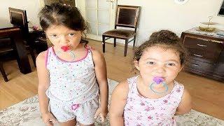 Bir Yaz Gününde 2 Çocuk İle 24 Saat !!