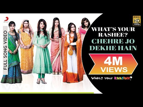 Chehre Jo Dekhe Hain - What's Your Rashee? | Priyanka Chopra