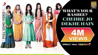 Chehre Jo Dekhe Hain - What's Your Rashee? | Priyanka Chopra