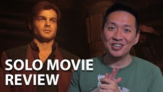 Solo: A Star Wars Story Movie Review - How Is Alden as Young Han?