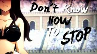 「AXS」 Erza & Cana // Don't know how to STOP!! AMV