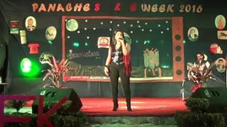 Itna Maza Kyu Aa Raha Hai, by Pawni Pandey in Panache-8 @VIT Campus, Jaipur