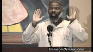 Being a Comfortable and Confident Muslim - Siraj Wahhaj