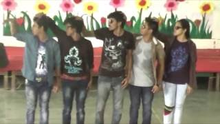 MJ 5 | FUNNY DANCE MASHUP | BY INDIAN STUDENTS