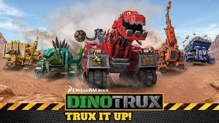 Dinotrux: Trux It Up! (by Fox and Sheep GmbH) - iOS / Android - HD Gameplay Trailer