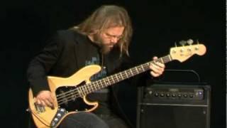 Laurent David - Impro - Bass Solo