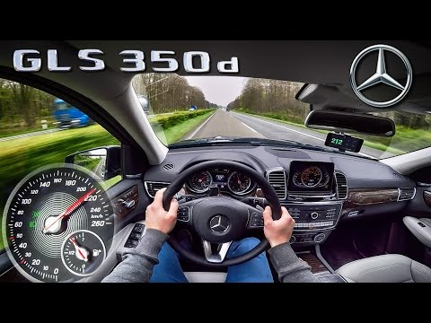 Xxx Mp4 Mercedes Benz GLS 350d ACCELERATION Amp TOP SPEED AUTOBAHN POV By AutoTopNL 3gp Sex