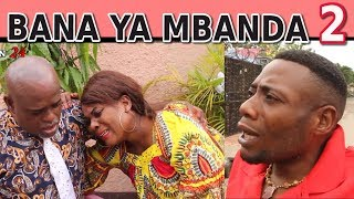 BANA YA MBANDA Ep 2 Theatre Congolais Ebakata,Daddy,Kipekapeka,Mosantu,Barcelon,Makambo
