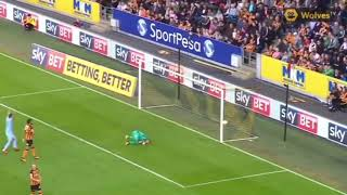 Ruben Neves All Goals for Wolves 2017/18