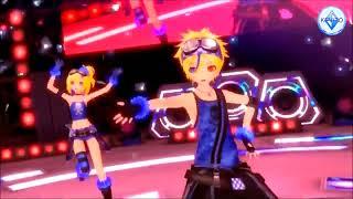 【Chaos Medley】COMPILATION【Project Diva X】 Hatsune Miku, Kagamine Rin, Kagamine Len