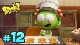 Spookiz | 112 - Zizi's Cookies 지지 베이커리 (Season 1 - Episode 12) | Cartoons for Children