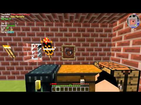 Serie Minecraft Vida Perfeita 3