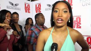 Brotherly Love Red Carpet Premiere with Keke Palmer, Quincy Brown, and More!