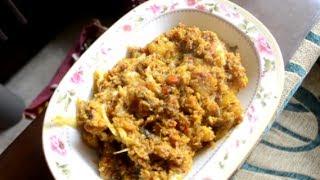 Muri Ghonto Recipe - Classic Bengali Dish