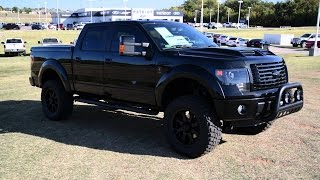 2014 F-150 FX4 Black OPS 6.2L V8 LOADED WITH EVERYTHING!!