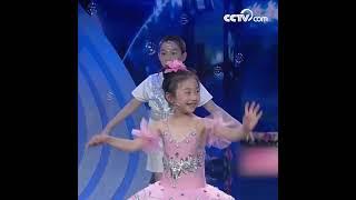 رقصة الباليه من الأطفال الذين يعانون من الشلل الدماغي|CCTV Arabic