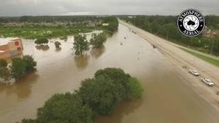 Louisiana Flood of 2016: Watch flooding in Baton Rouge
