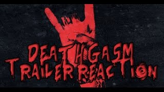 Deathgasm - Trailer Reaction