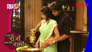 Raja & Rani's Kitchen Romance In 'Ek Tha Raja Ek Thi Rani' | #TellyTopUp