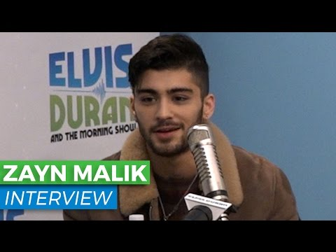 Zayn Malik Chats Solo Career + His Autobiography