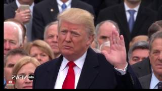 President Trump Inauguration The Imperial March (Darth Vader's Theme)