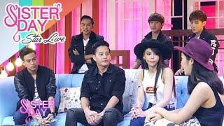 Sisterday Star Live | 23-05-58 | รวมสุดยอดแชมป์ AF พร้อมกับสุดยอดความรั่ว สุดฮ่า