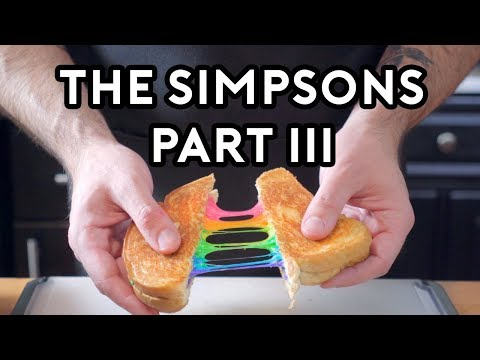 Binging with Babish Skinner s Stew from The Simpsons