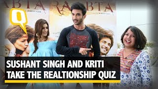 When Baba Sushant Singh Shocked Kriti Sanon & Us With his Gyaan